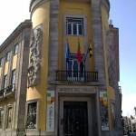 """Museu do Traje, 1958, """"Estado Novo"""" (Praça da República)"""