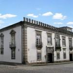 Município de Viana do Castelo - Palácio dos Viscondes da Carreira ou dos Távoras, Séc. XVI, com influências Manuelinas (Passeio das Mordomas da Romaria)