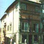 Casa dos Lunas, de Traça Medieval (Lg Inst. Histórico do Minho)