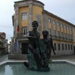 Escultura do Caramuru do Mestre José Rodrigues (Praça da República)