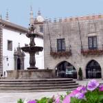 Chafariz (Séc XVI) e Antigos Paços do Concelho (Séc. XV e XVI) - Praça da República