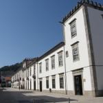 Casa dos Monfalim - antiga Biblioteca e Repartição de Finanças (Passeio das Mordomas da Romaria)
