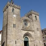 Sé catedral, Séc. XV, Estilo Românico - Gótico (Lg. Inst. Histórico do Minho)