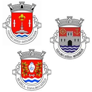 União das Freguesias de Viana do Castelo (Santa Maria Maior e Monserrate) e Meadela